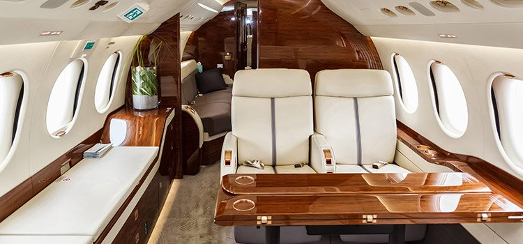 Business Jets & Air Charters - Turboprop Air Taxis