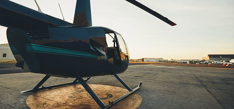 Airport Transfer Charters - Helicopter Hotel Pick Up and Drop Off