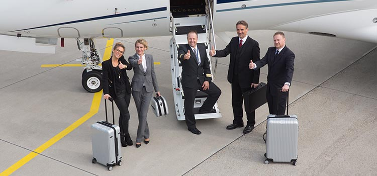 Corporate Air Travel and Jet Charters
