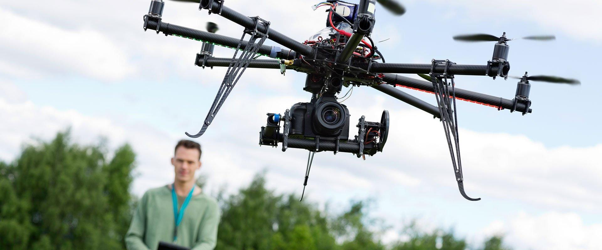 Drone UAV Aerial Photography