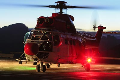 Emergency Situations -  Helicopter Charters