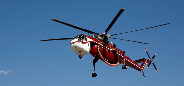 Specialty Helicopter Services - Heavy Lift