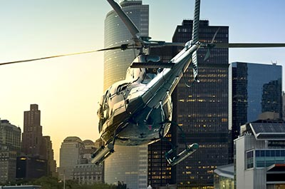 Hotel Transportation -  Helicopter Charters