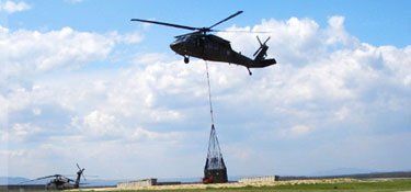 Helicopter Lift Services