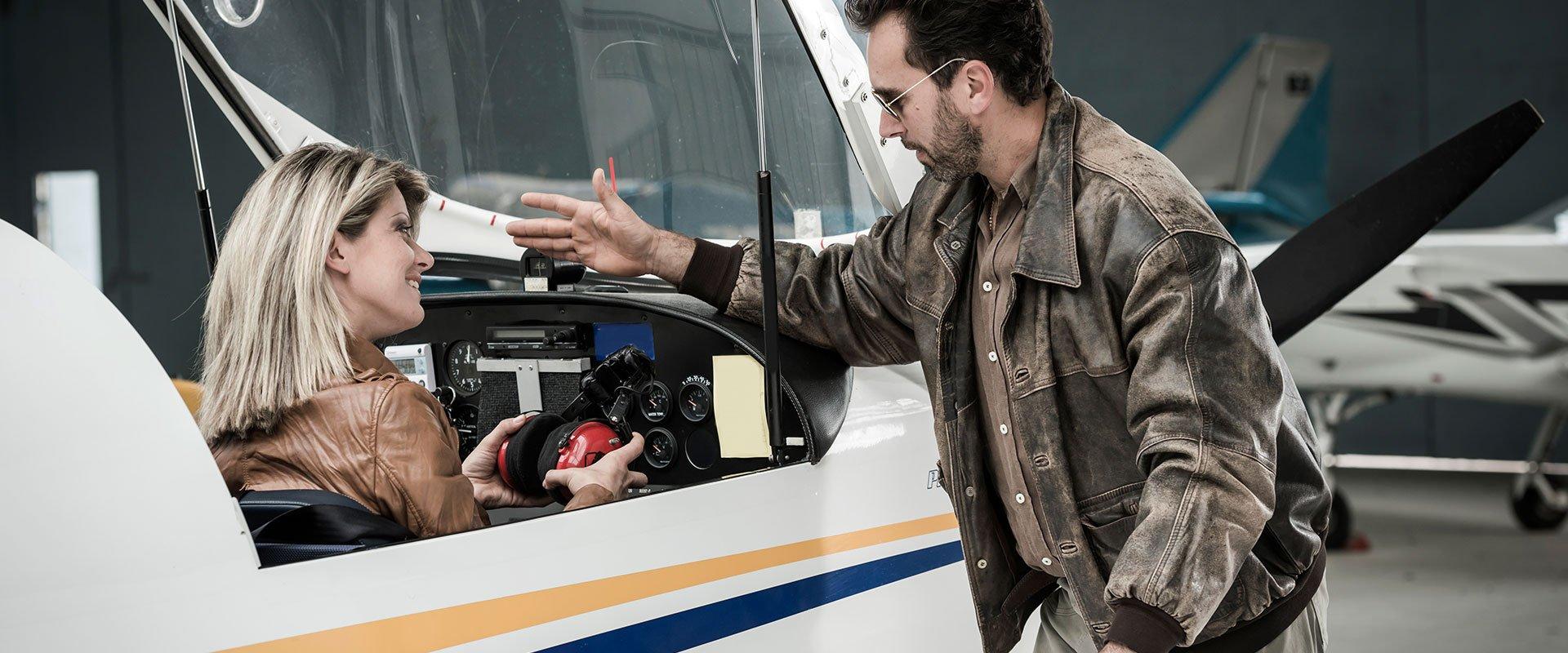 Pilot Training & Flying Lessons