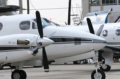 Turboprop Air Taxis