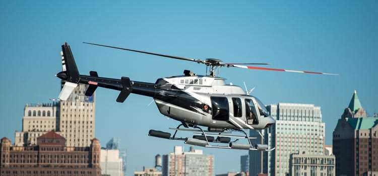 Entertainment Charters - Helicopter Hotel Pick Up and Drop Off