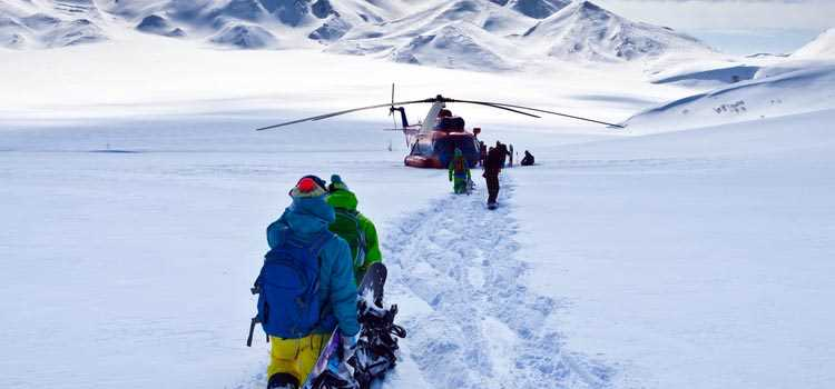 Specialty Helicopter Services- Heli Skiing
