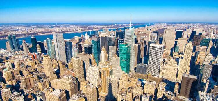 New York City City Helicopter Tour