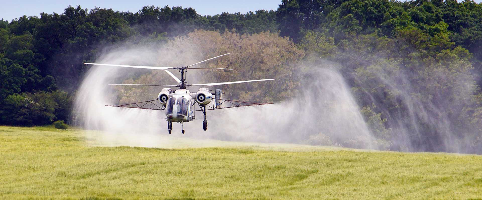 Helicopters for Agriculture