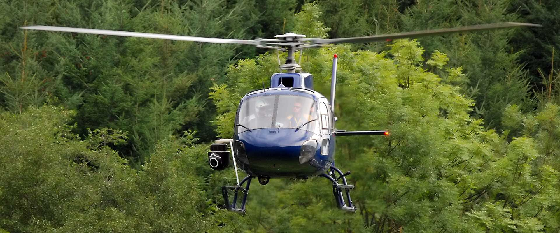 Helicopter Videography & Photography