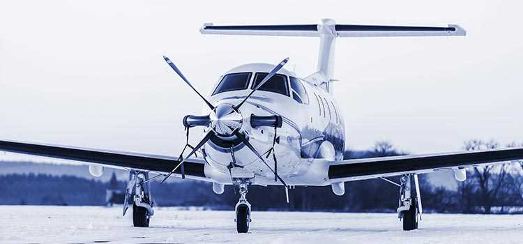 Turbo Prop Air Taxis