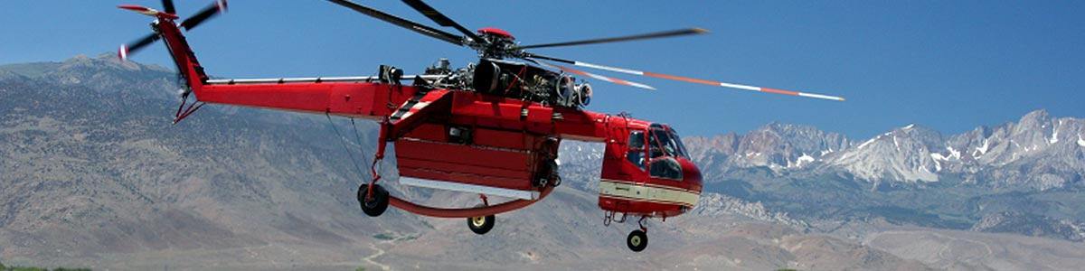 Denver Helicopter Charters - Denver, Colorado Heavy Lifting Helicopters