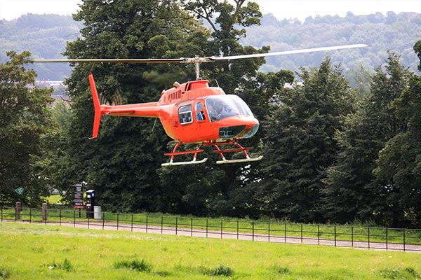 Agricultural Helicopter Services in Dayton