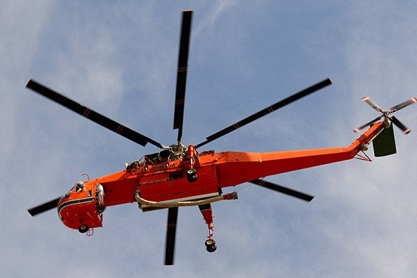 Denver Helicopter Charters - Heavy Lifting Helicopters in Denver, Colorado