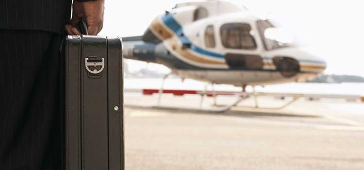 Executive Helicopter Charters in Dayton