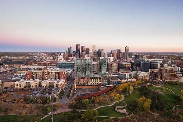 Denver Helicopter Charters - Aerial Filming and Photography in Denver, Colorado