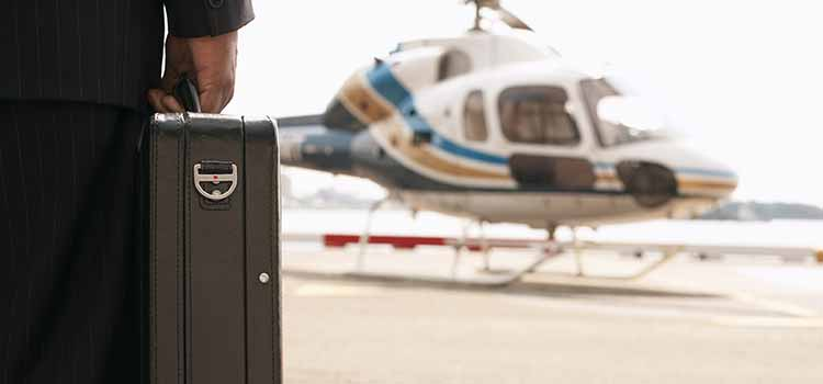 Executive Helicopter Charters in Decatur, AL