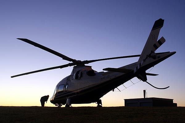 Dayton Executive Helicopter Charters