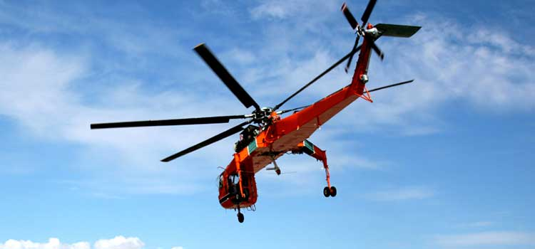 Decatur Helicopter Charters - Heavy Lift Helicopters in Decatur, Alabama