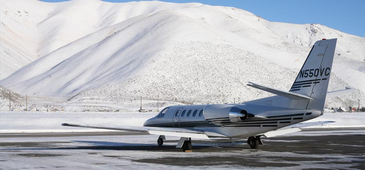 Winter Olympics Private Jet Charters