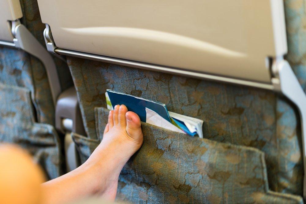 Flight etiquette