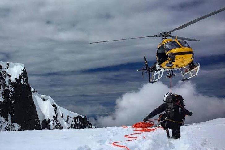 National Park Pilot Crew Performs Three Dramatic Helicopter Rescues in One Day