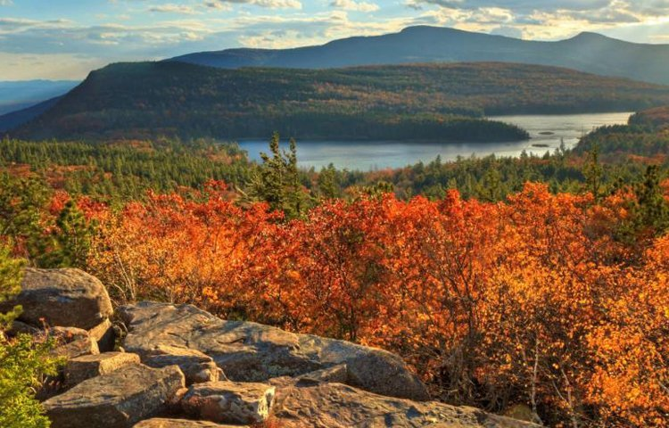Helicopter Tours to View Fall Foliage at the Berkshires