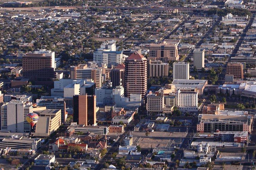 Albuquerque, New Mexico Helicopter Tour