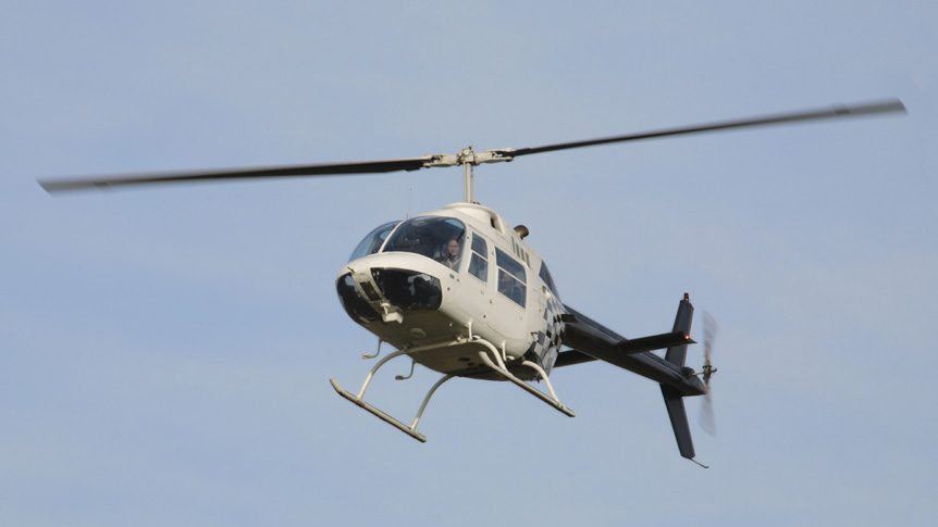 How Safe Is a Helicopter Tour?