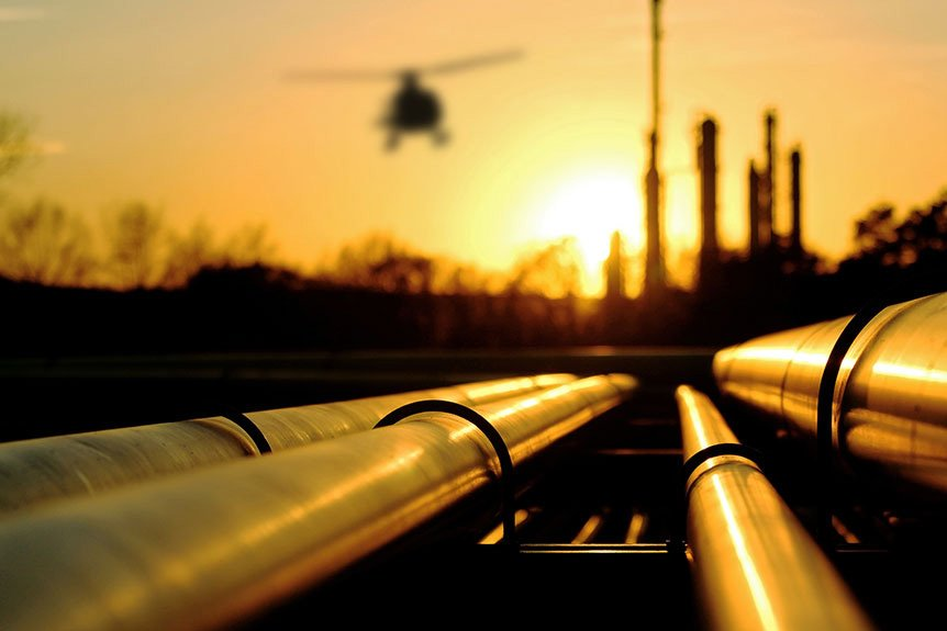 Superior Helicopter Pipeline Surveys in Texas