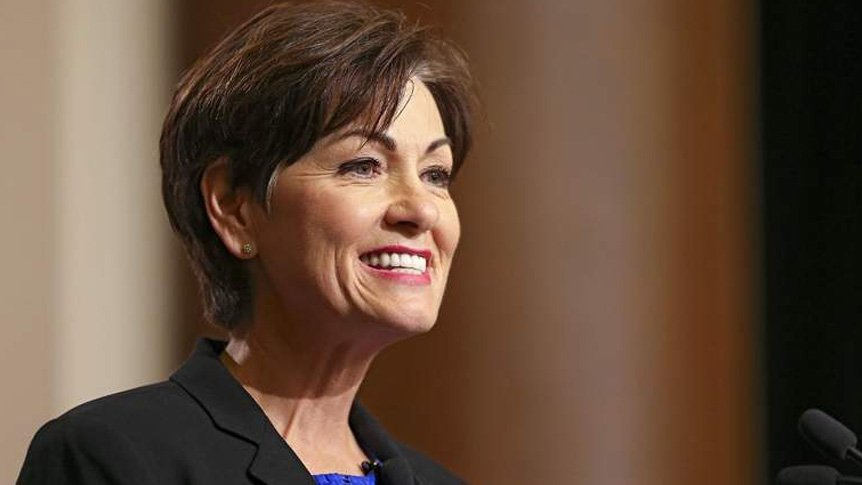 Gov. Kim Reynolds' Private Jet Use Justified by Ruling Ethics Panel