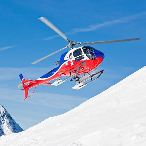 Ski & Snowboard Helicopters